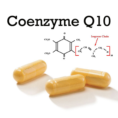 CoQ10 Reduces Inflammation